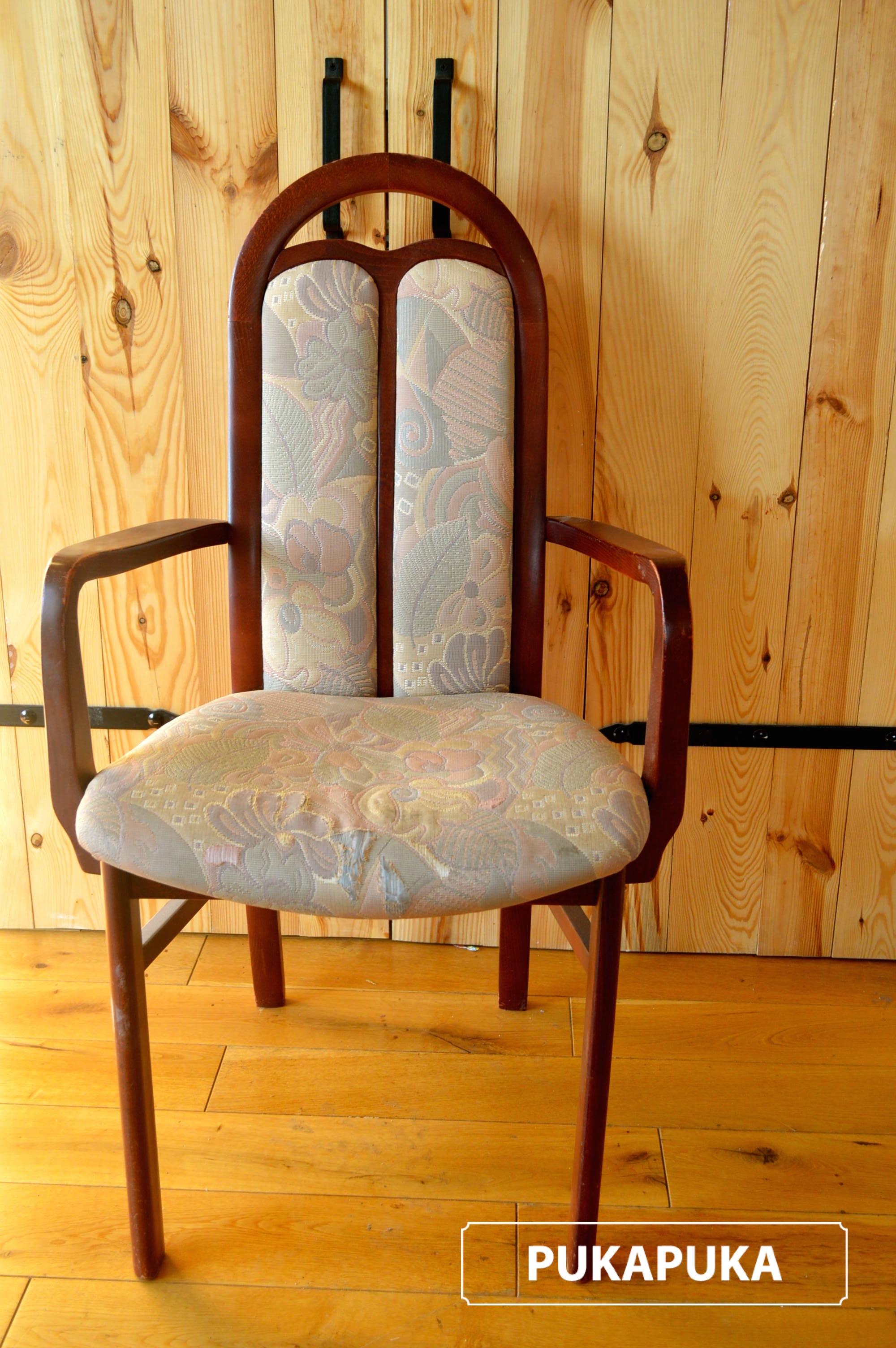krzesło przed metamorfozą