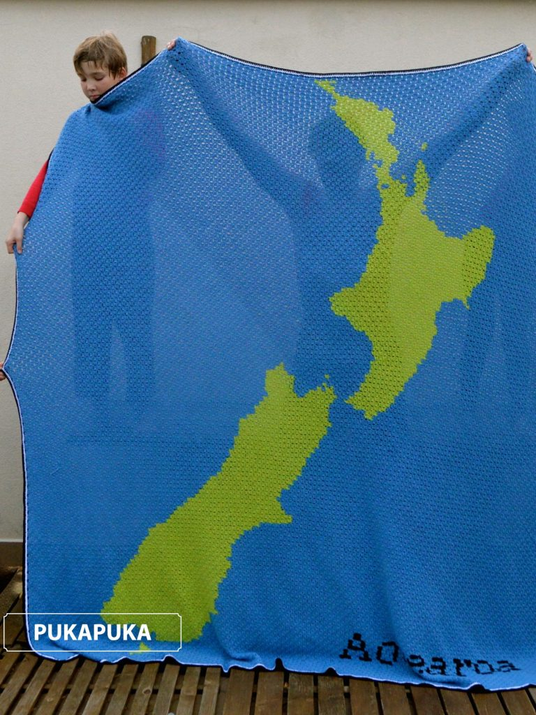 Nowa Zelandia!